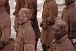 The Terracotta Warriors of Xi'an China