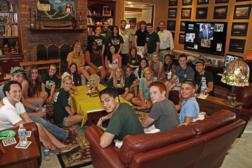 Baylor Welcome Week at our Home